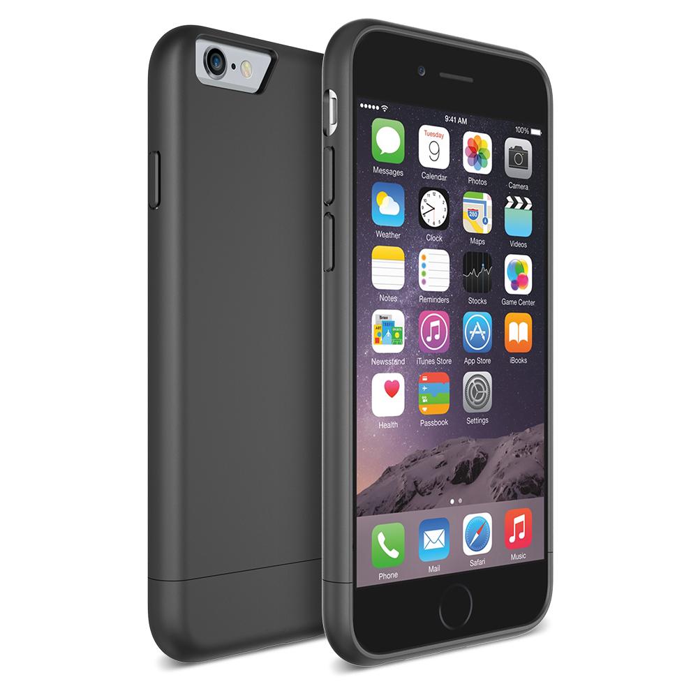 vibrance s case iphone 6 6s black black maxboost. Black Bedroom Furniture Sets. Home Design Ideas