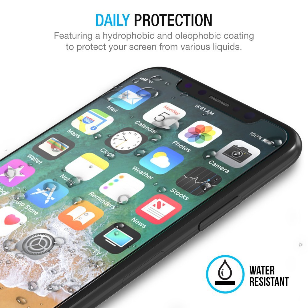 Screen Protector – iPhone X/Xs [3 Pack]